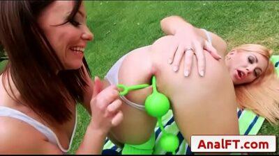Anal Acrobats XXX – Alysa And Isabella