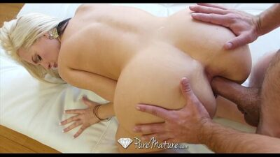 Blonde Milf Alena Croft Takes A Cock In Her Perfect Ass