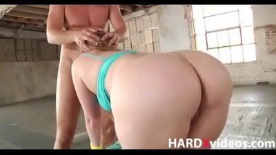 Harley Jade Big Ass Anal Fucking