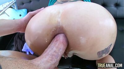 Anna Bell Peaks Anal Gaping Adventures
