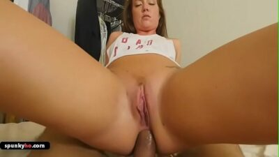 Step Sister Is Obsessed With Anal Sex