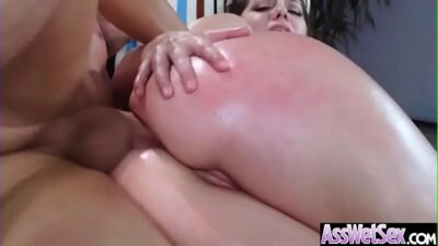 Hard Analy Banged On Cam A Sluty Big Round Ass Girl (Remy LaCroix) video-28