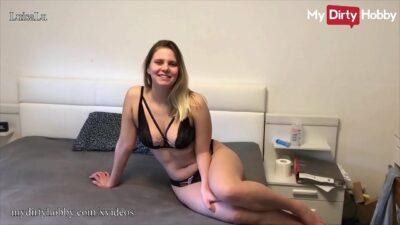 MyDirtyHobby – First time anal for sexy amateur babe
