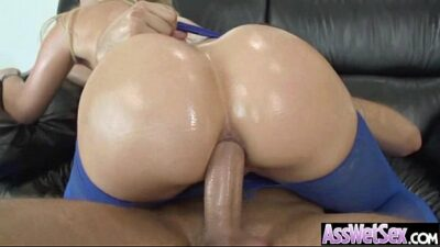 Anal Deep Hard Nailed A Big Curvy Huge Ass Oiled Girl (anikka albrite) video-03