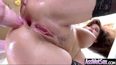 Big Round Ass Girl (syren de mer) Get Anal Hardcore Sex mov-30