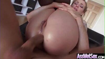 (Dahlia Sky) Hot Girl With Big Ass Get Hard Anal Sex movie-13