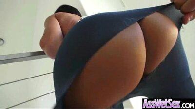 (jewels jade) Big Wet Curvy Ass Girl Enjoy Anal Sex vid-12
