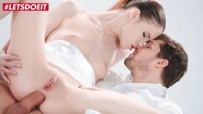 LETSDOEIT – Gorgeous Babe Lovenia Lux Anal Prepared For Eager Kristof Cale