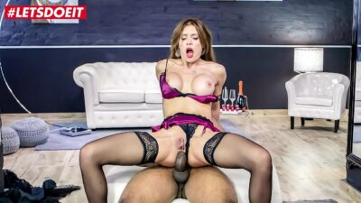 LETSDOEIT – Hot Russian MILF Kitana Lure Gets Anal Dominated By BBC