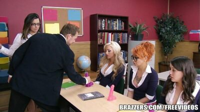 Brazzers – Sex education with Danica Dillan