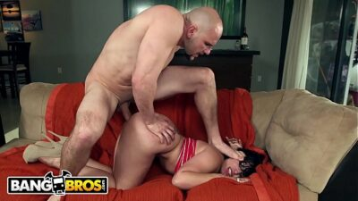 BANGBROS – J Mac Goes To Town On Carmen De Luz's Huge Culo (This Video Is So Good!)