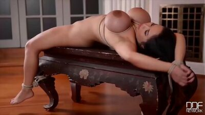 Jailhouse bitches Dolly Diore & Olivia Jager Deep ass fuckings