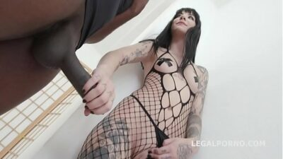 Blackbuster Charlotte Sartre Vs Mike, Balls Deep Anal, Domination, Gagging, Gapes, Swallow GIO1079