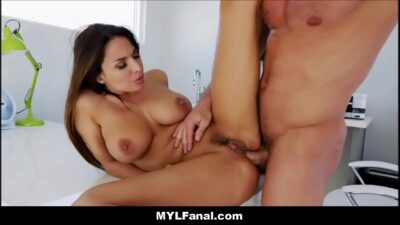 Natural Big Tits French MILF Anissa Kate Anal Fuck From AC Repair Man Johnny Castle