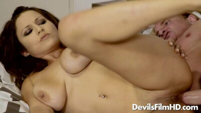 Anal with a busty slut Brooke Sinclaire