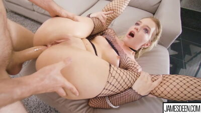 Kenna James In The Most Hardcore Anal Shoot She Has Ever Done – Featuring: Kenna James / James Deen