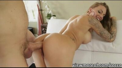 Naughty Juelz Ventura strips off and gets fucked hard