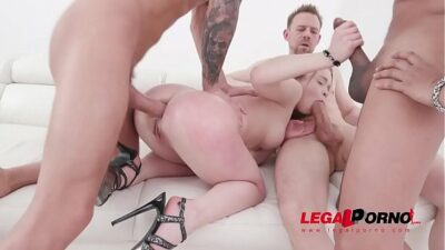 Alexa Flexy gets more anal training with huge cocks SZ2169
