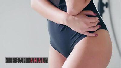 Elegant Anal – Alyssia Kent, Dean Van Damme – Full Spread – BABES