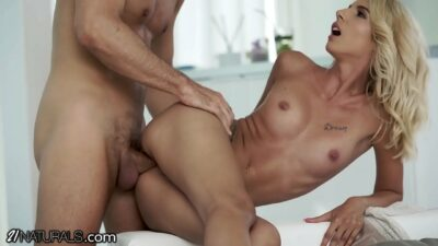 21Naturals Missy Luv's FIRST EVER ANAL