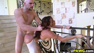 Julianna Vega Fucked Around The House