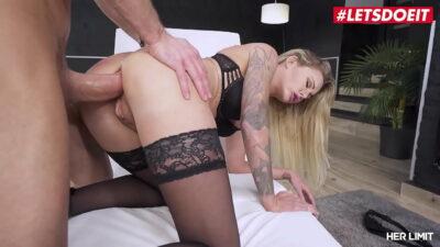 LETSDOEIT – (Isabelle Deltore & Luca Ferrero) Crazy Hot Anal Sex With A Craving Australian MILF